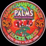 PALMS-3-LUCKY-YEARS-5-$