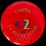 LA ROCHE POSAY 2 €