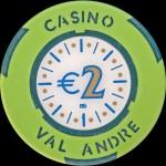 PLENEUF VAL ANDRE 2 €