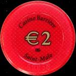 ST MALO 2 €