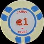 LE CANET 1 €