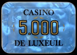 LUXEUIL 5 000
