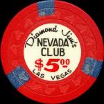 NEVADA CLUB Diamond Jim's 5 $