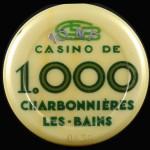 LYON CHARBONNIERES 1000
