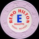 RENO HILTON E ROULETTE