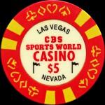 CBS-SPORTS WORLD-5-$