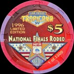 TROPICANA-National Finals-Rodeo-1996-5 $