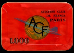 AVIATION CLUB DE FRANCE 1 000