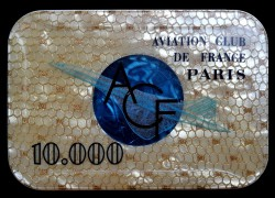 AVIATION CLUB DE FRANCE 10 000