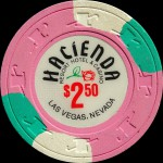 HACIENDA 2 50 $
