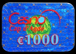 CAP D'AGDE 1 000
