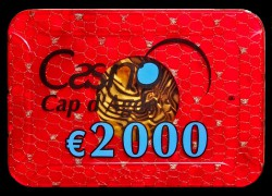 CAP D'AGDE 2 000