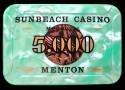 MENTON SUNBEACH 5 000