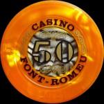 FONT ROMEU 50