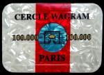 CERCLE WAGRAM 100 000