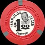 HAROLD CLUB 1 $