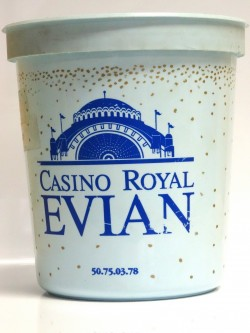 EVIAN Bleu