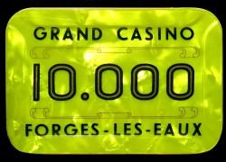 FORGES LES EAUX 5 000