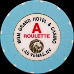 MGM GRAND A ROULETTE