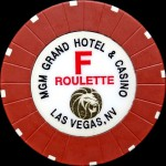 MGM GRAND F ROULETTE