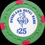 OVERLAND  ROULETTE