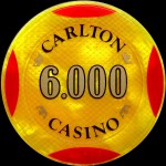 LE CARLTON CANNES 6  000