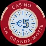 LA GRANDE MOTTE 5 €
