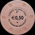 CHARBONNIERES LES BAINS 0.50 €