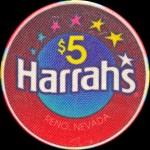 HARRAH 'S 5 $