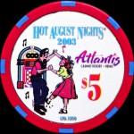 ATLANTIS-5-$-Hot-August 2003