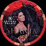 CASEARS-PALACE-SHANIA-TWAIN 5 $