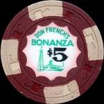 BONANZA Don French s  25 $