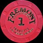 FREMONT 1 Roulette