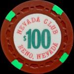 NEVADA CLUB 100 $