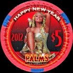PALMS-HAPPY-NEW-YEARS 2012 -5-$