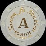 SANTA-FE-STATION Roulette A