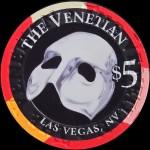 THE VENETIAN 5 $