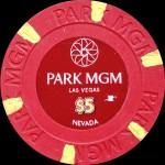 PARK MGM 5 $