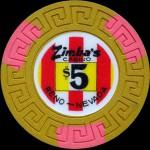 ZIMBA 5 $
