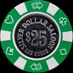 SILVER DOLLAR SALOON 25 $