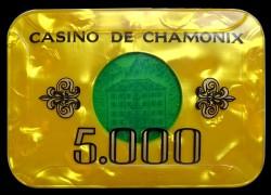 CHAMONIX 5 000