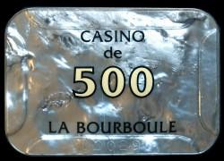 LA BOURBOULE 500