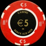 BERCK SUR MER 5 €