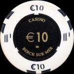 BERCK SUR MER 10 €