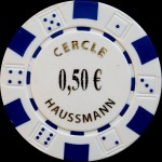 CERCLE HAUSSMANN 0 50