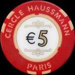 CERCLE HAUSSMAN 5