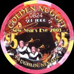 GOLDEN-NUGGET-LAUGHLING-5-$ Happy New Years 2003