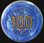 LUXEUIL 100 Bleu