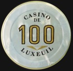 LUXEUIL 100 Blanc
