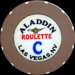 ALADDIN-Roulette C Brown